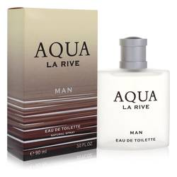 La Rive Aqua Cologne by La Rive 3 oz Eau De Toilette Spray
