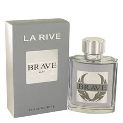 La Rive Brave Cologne by La Rive 3.3 oz Eau DE Toilette Spray