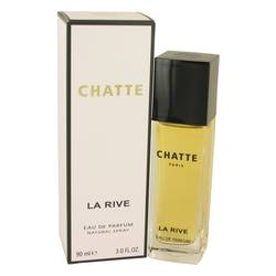 La Rive Chatte Perfume by La Rive 3 oz Eau De Parfum Spray