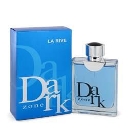 La Rive Dark Zone Cologne by La Rive 3 oz Eau De Toilette Spray