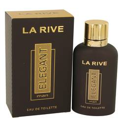 La Rive Elegant Cologne by La Rive 3 oz Eau De Toilette Spray