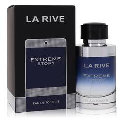 La Rive Extreme Story Cologne by La Rive 2.5 oz Eau De Toilette Spray