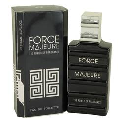Force Majeure Cologne by La Rive 3.3 oz Eau DE Toilette Spray