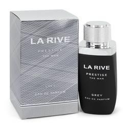 La Rive Prestige Grey Cologne by La Rive 2.5 oz Eau De Parfum Spray