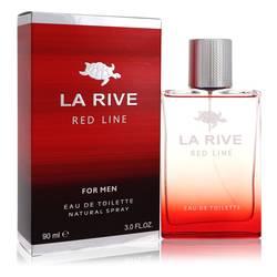 La Rive Red Line Cologne by La Rive 3 oz Eau De Toilette Spray