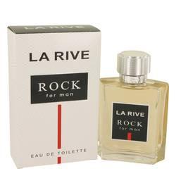 La Rive Rock Cologne by La Rive 3.3 oz Eau De Toilette Spray