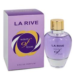 La Rive Wave Of Love Perfume by La Rive 3 oz Eau De Parfum Spray