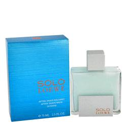 Solo Intense Cologne by Loewe 2.5 oz After Shave Balm