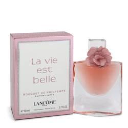 La Vie Est Belle Bouquet De Printemps Perfume by Lancome 1.7 oz L'eau De Parfum Spray
