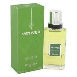 Vetiver Guerlain Cologne by Guerlain 1.7 oz Eau De Toilette Spray