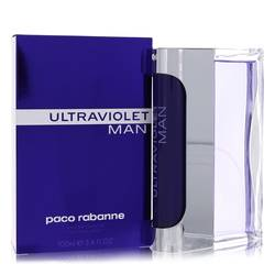 Ultraviolet Cologne by Paco Rabanne 3.4 oz Eau De Toilette Spray