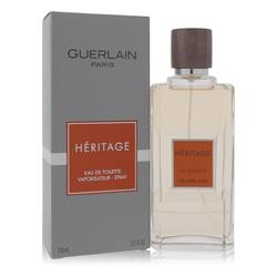 Heritage Cologne by Guerlain 3.4 oz Eau De Toilette Spray