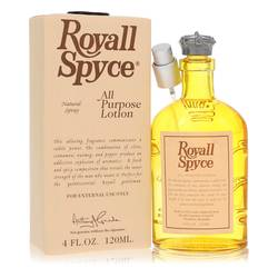 Royall Spyce Cologne by Royall Fragrances 4 oz All Purpose Lotion / Cologne