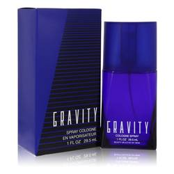 Gravity Cologne by Coty 1 oz Cologne Spray
