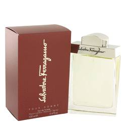 Salvatore Ferragamo Cologne by Salvatore Ferragamo 3.4 oz Eau De Toilette Spray