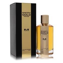 Mancera Gold Prestigium Perfume by Mancera 4 oz Eau De Parfum Spray