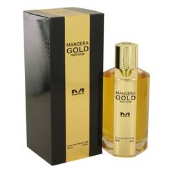 Mancera Gold Prestigium Perfume by Mancera, 120 ml Eau De Parfum Spray for Women