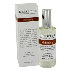 Demeter Perfume by Demeter 4 oz Mahogany Cologne Spray