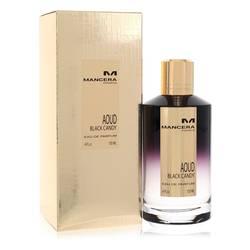 Mancera Aoud Black Candy Perfume by Mancera, 4 oz Eau De Parfum Spray (Unisex) for Women