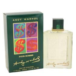 Andy Warhol Cologne by Andy Warhol 3.4 oz Eau De Toilette Spray