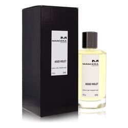 Mancera Aoud Violet Perfume by Mancera 4 oz Eau De Parfum Spray (Unisex)