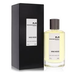 Mancera Wind Wood Cologne by Mancera 4 oz Eau De Parfum Spray