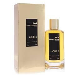 Mancera Aoud S Perfume by Mancera 4 oz Eau De Parfum Spray