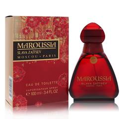 Maroussia Perfume by S. Zaitsev 3.4 oz Eau De Toilette Spray