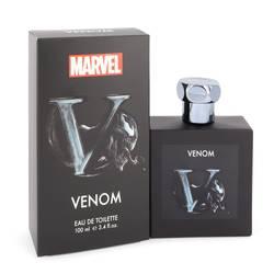 Marvel Venom Cologne by Marvel 3.4 oz Eau De Toilette Spray