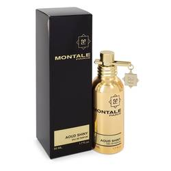 Montale Aoud Shiny Perfume by Montale 1.7 oz Eau De Parfum Spray