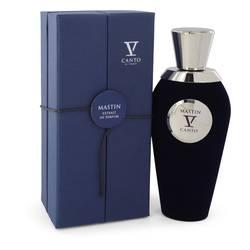 Mastin V Perfume by Canto 3.38 oz Extrait De Parfum Spray (Unisex)