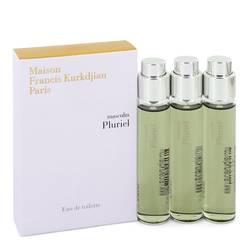 Masculin Pluriel Cologne by Maison Francis Kurkdjian 1.11 oz Three Travel Size 0.37 oz Mini EDT Sprays