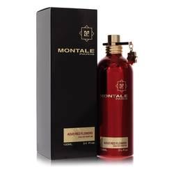 Montale Aoud Red Flowers Perfume by Montale 3.3 oz Eau De Parfum Spray