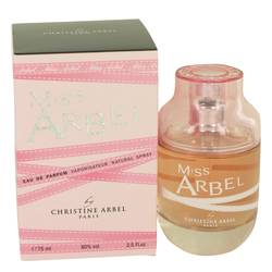 Miss Arbels Perfume by Christine Arbel 2.5 oz Eau De Parfum Spray