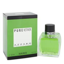Azzaro Pure Vetiver Cologne by Azzaro 4.2 oz Eau De Toilette Spray