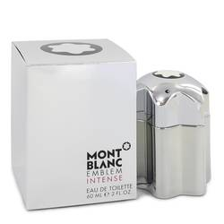 Montblanc Emblem Intense Cologne by Mont Blanc 2 oz Eau De Toilette Spray