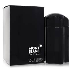 Montblanc Emblem Cologne by Mont Blanc 3.4 oz Eau De Toilette Spray