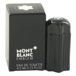 Montblanc Emblem Cologne by Mont Blanc 0.15 oz Mini EDT