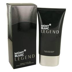 Montblanc Legend Cologne by Mont Blanc 5 oz After Shave Balm