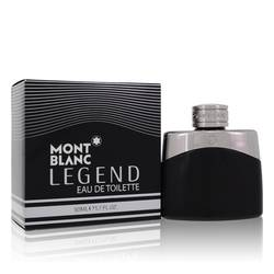 Montblanc Legend Cologne by Mont Blanc 1.7 oz Eau De Toilette Spray