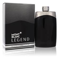 Montblanc Legend Cologne by Mont Blanc 6.7 oz Eau De Toilette Spray