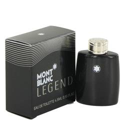 Montblanc Legend Cologne by Mont Blanc 0.15 oz Mini EDT