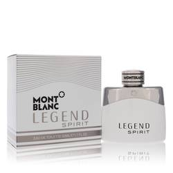 Montblanc Legend Spirit Cologne by Mont Blanc 1.7 oz Eau De Toilette Spray