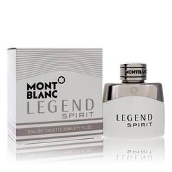 Montblanc Legend Spirit Cologne by Mont Blanc 1 oz Eau De Toilette Spray