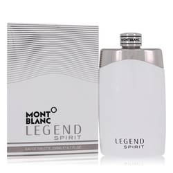 Montblanc Legend Spirit Cologne by Mont Blanc 6.7 oz Eau De Toilette Spray