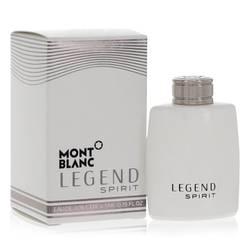 Montblanc Legend Spirit Cologne by Mont Blanc 0.15 oz Mini EDT
