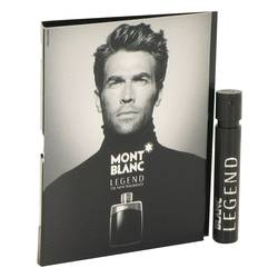 Montblanc Legend Cologne by Mont Blanc 0.04 oz Vial (sample)