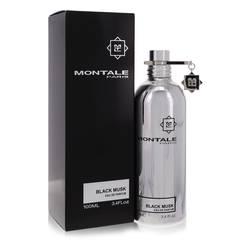 Montale Black Musk Perfume by Montale 3.4 oz Eau De Parfum Spray (Unisex)