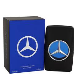 Mercedes Benz Man Cologne by Mercedes Benz 3.4 oz Eau De Toilette Spray