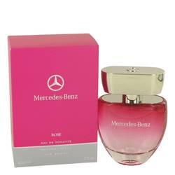 Mercedes Benz Rose Perfume by Mercedes Benz 2 oz Eau De Toilette Spray